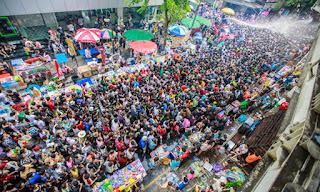คำศัพท์และประโยคภาษาอังกฤษวันสงกรานต์ songkran festival day 2562