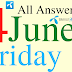 Telenor Quiz Today | 04 June 2021 | My Telenor App Today Questions and Answers | Test your Skills