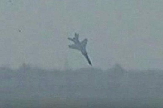 Jet Tempur China Dijatuhkan oleh Seekor Burung