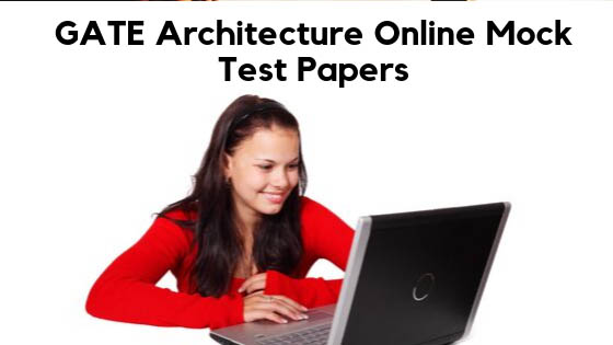 GATE-Architecture-Online-Mock-Test-Papers