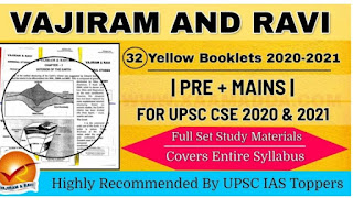 Vajiram And Ravi Notes | Bajirao Notes PDF