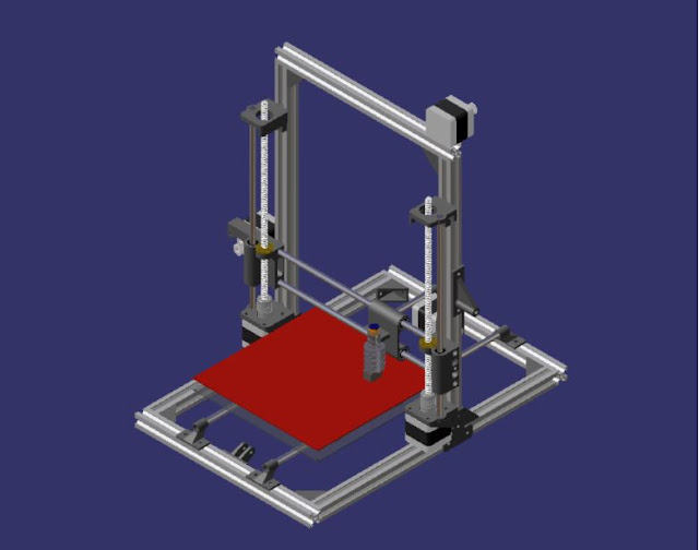 DIY 3D Printer | Make at home in under Rs. 10,000