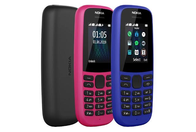 Kode Pengaman Nokia 105