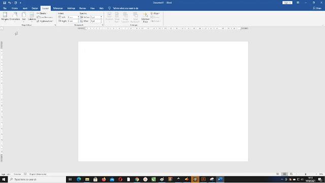 Free File : Cara Membuat Name Tag Microsoft Word
