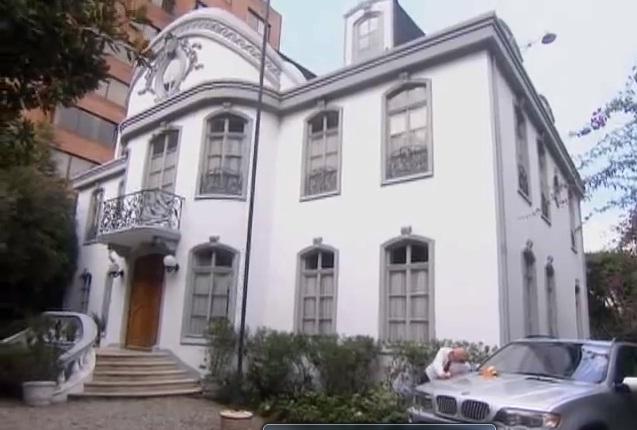 Hablemos de telenovelas reutilizando la mansi n francesa for Casa mansion bogota