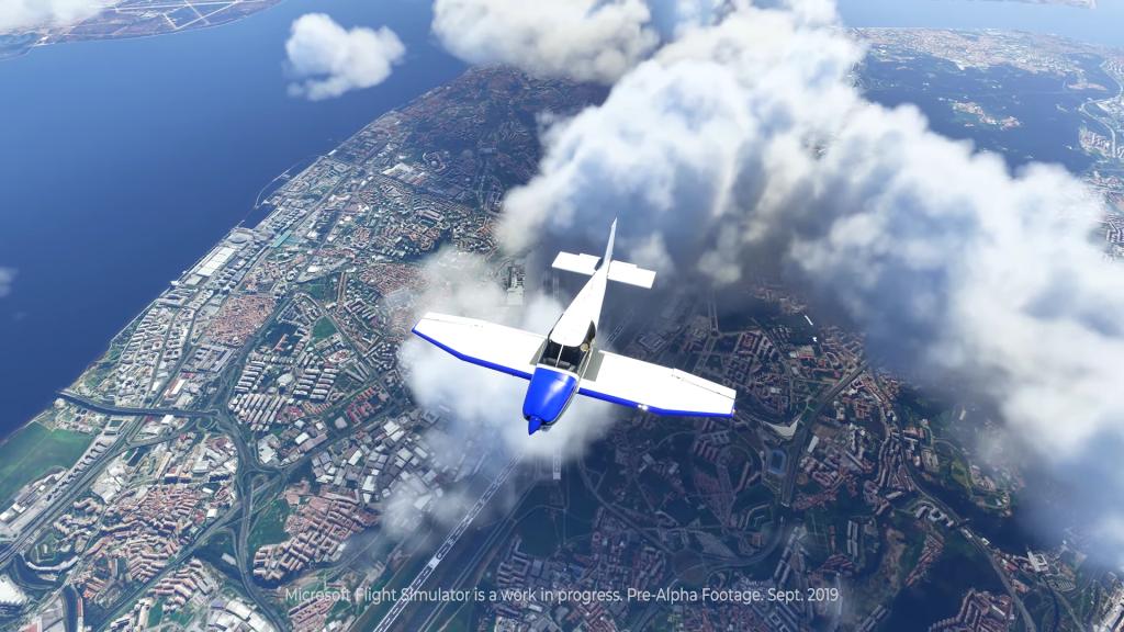 6 Fakta Menarik Game Flight Simulator 2020