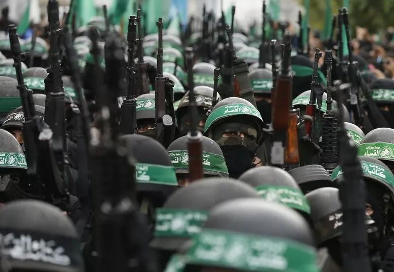 Bertahun-Tahun Perangi Israel, Ternyata Hamas Dapat Sumber Dana & Persenjataan dari Sini