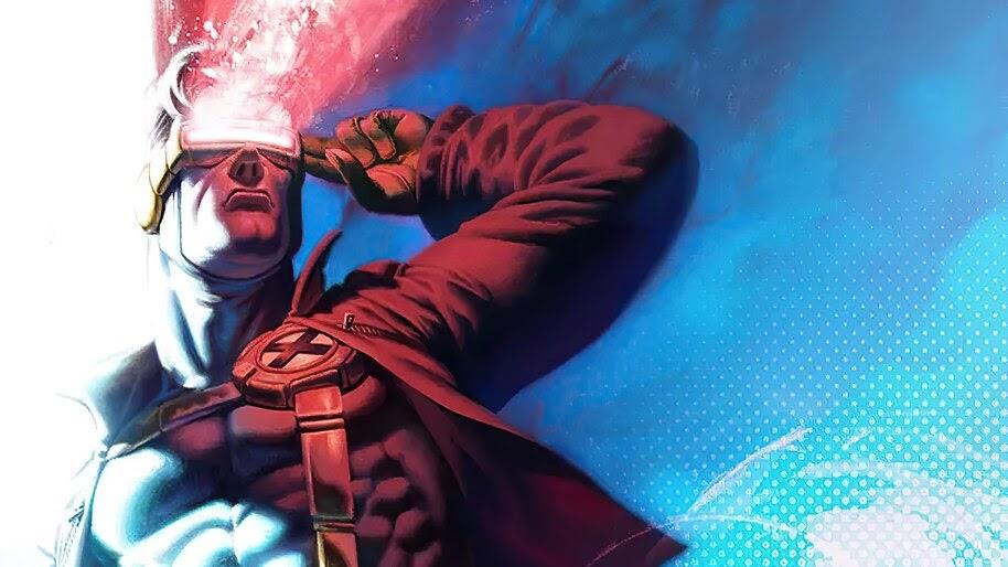 Cyclops, X-Men, Superhero, 4K, #6.2070