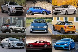 Hyundai Avante (2017)  Azera (2015)  Creta (2016) Elantra (2017)  Elantra GT (2016)  Genesis (2015) Grand i10 (2016)  Grandeur (2015)  i10 (2016) i20 (2016)  i30 (2016)  i40 (2016) Ioniq Electric (2016)  Ioniq Hybrid (2016)  Ioniq Plug-in Hybrid (2016) Kona (2017)  Maxcruz (2017)  Santa Fe (2017) Santa Fe Sport (2017)  Sonata (2015)  Sonata Hybrid (2016) Sonata Plug-in Hybrid (2016)  Tucson (2016)  Veloster (2017)   Maruti Suzuki Baleno (2015)  Ciaz (2018)  Dzire (2017) Ertiga (2016)  Ignis (2017)  S-Cross (2015) Vitara Brezza (2016)    Skoda Fabia (2016)  Fabia Combi (2016)  Karoq (2018) Kodiaq (2017)  Octavia (2016)  Octavia Combi (2016) Rapid (2016)  Rapid Spaceback (2016)  Superb (2016) Superb Combi (2016)  Yeti (2016)   Nissan Altima 2018  Kicks 2018  Leaf 2018 Maxima 2018  Murano 2018  Rogue 2018  Honda Accord (2016)  Civic (2016)  Clarity Fuel Cell (2017) CR-V (2017)  Fit (2018)  Freed (2017) Odyssey (2018)  Pilot (2017)  Ridgeline (2017)  Renault Captur (2017)  Clio (2017)  Clio Estate (2017) Espace (2017)  Grand Scénic (2017)  Kadjar (2017) Kangoo (2017)  Koleos (2017)  Master (2017) Mégane (2017)  Mégane Estate (2017)  Scénic (2017) Talisman (2017)  Talisman Estate (2017)  Trafic (2017) Twingo (2017)  ZOE (2017)    Suzuki Hustler (2016)  Ignis (2016)  Lapin (2016) Solio (2016)  Solio Bandit (2016)  Spacia (2016) Spacia Custom (2016)  Spacia Custom Z (2016)  Swift (2016) WagonR (2016)  WagonR Stingray (2016) -  Tata Motors Nexon (2017)   Aston Martin: Rapide (2018)  Vanquish (2018)  Vantage (2018)   Volkswagen Arteon (2017)  Atlas (2018)  Beetle (2016) Beetle Cabriolet (2016)  CC (2016)  CrossFox (2017) Fox (2017)  Gol (2017)  Golf (2016) Golf Cabriolet (2016)  Golf Sportsvan (2016)  Golf Variant (2016) Jetta (2016)  NMS-Passat (2016)  Passat (2016) Passat Variant (2016)  Polo (2016)  Sagitar (2016) Saveiro (2017)  Scirocco (2016)  Sharan (2016) Suran (2016)  T-Roc (2018)  Teramont (2018) Tiguan (2016)  Touareg (2018)  Touran (2016) Voyage (2017)  Amarok (2