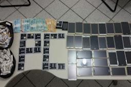 Polícia prende quatro acusados de vender celulares sem nota fiscal em Monte Alegre