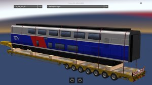 Trailer Pack Overweight 1.26