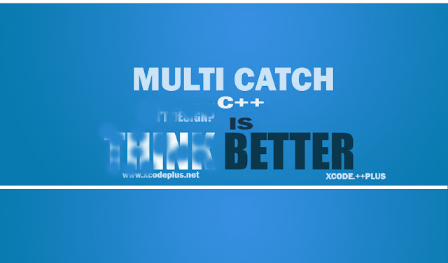 Gambar Multi catch by xcodeplus.net