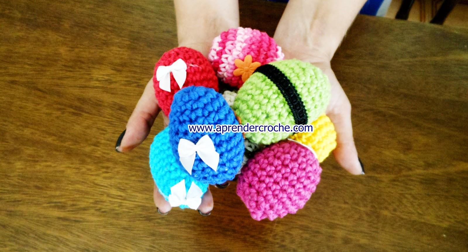 cestas e cestos em croche laços fitas verde ovos páscoa aprender croche dvd edinir-croche loja curso