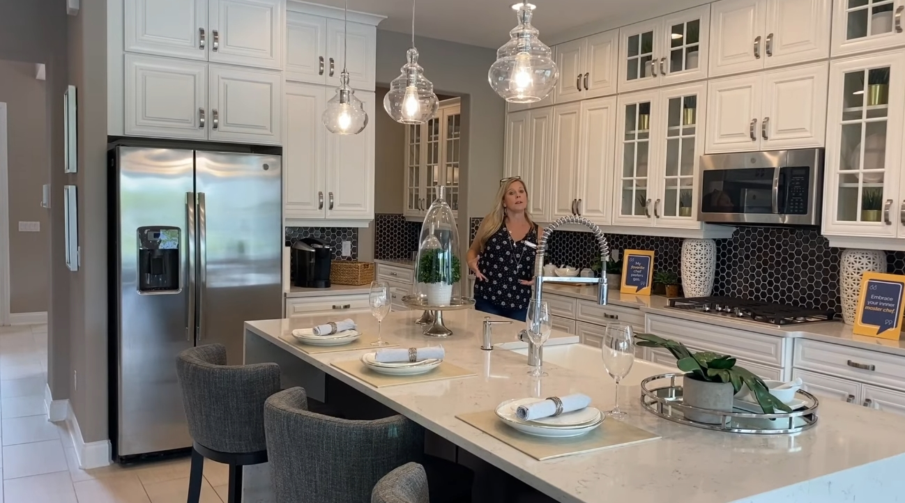 21 Photos vs. 790 Hull Island Dr, Oakland, FL vs. Winter Garden Model Homes - Hull Island at Oakland by M/I Homes - Newcastle Model | Call it The Amy! vs. Interior Design Tour