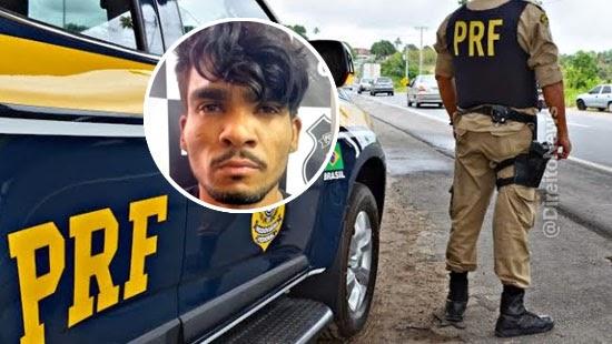 homem finge policial cacar lazaro preso