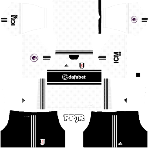 51e493213f3 Fulham New Kits 2018-19 (DLS 18 & FTS 15) by Phanith Phan