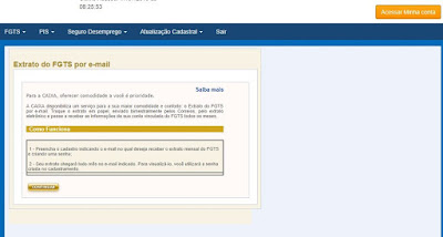 FGTS: veja como consultar o saldo de contas ativas ou inativas