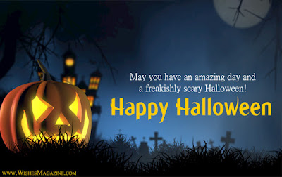 Halloween Wishes Messages Image