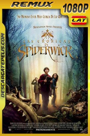 Las crónicas de Spiderwick (2008) 1080p BDRemux Latino – Ingles