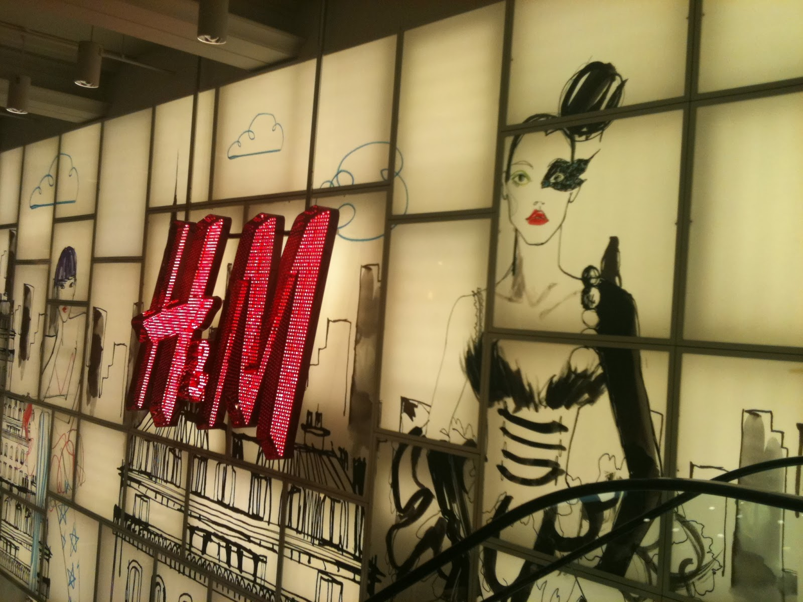 874519364d A Roller-coaster Of Fashion: Isabel Marant pour H&M