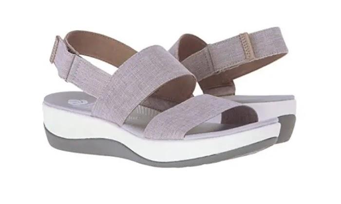 Arla Jacory Sand Wedge Sandal review