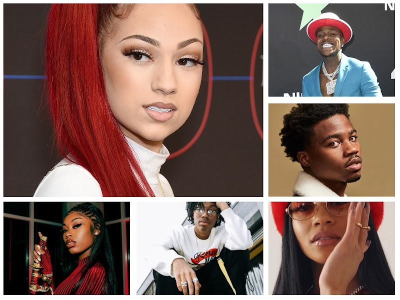 Top 10 Best New and Young American Rappers In 2020