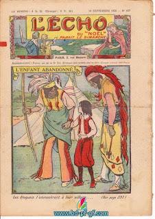 les Iroquois l'emmenèrent à leur village