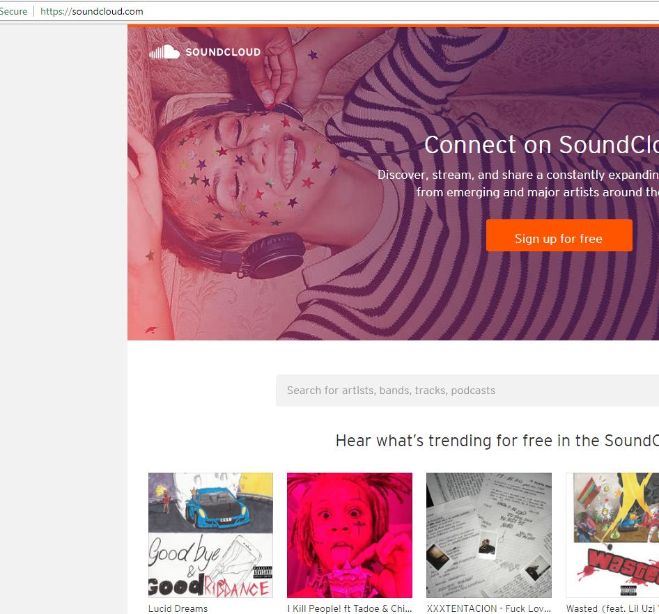 SoundCloud là gì