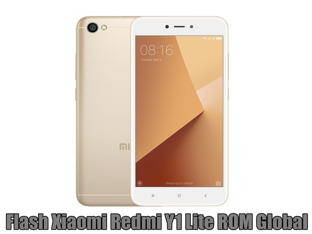 Flash Xiaomi Redmi Y1 Lite ROM Global