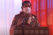 Peresmian Kantor SBI, Irjen Pol Agung Makbul Sosialisasikan Saber Pungli
