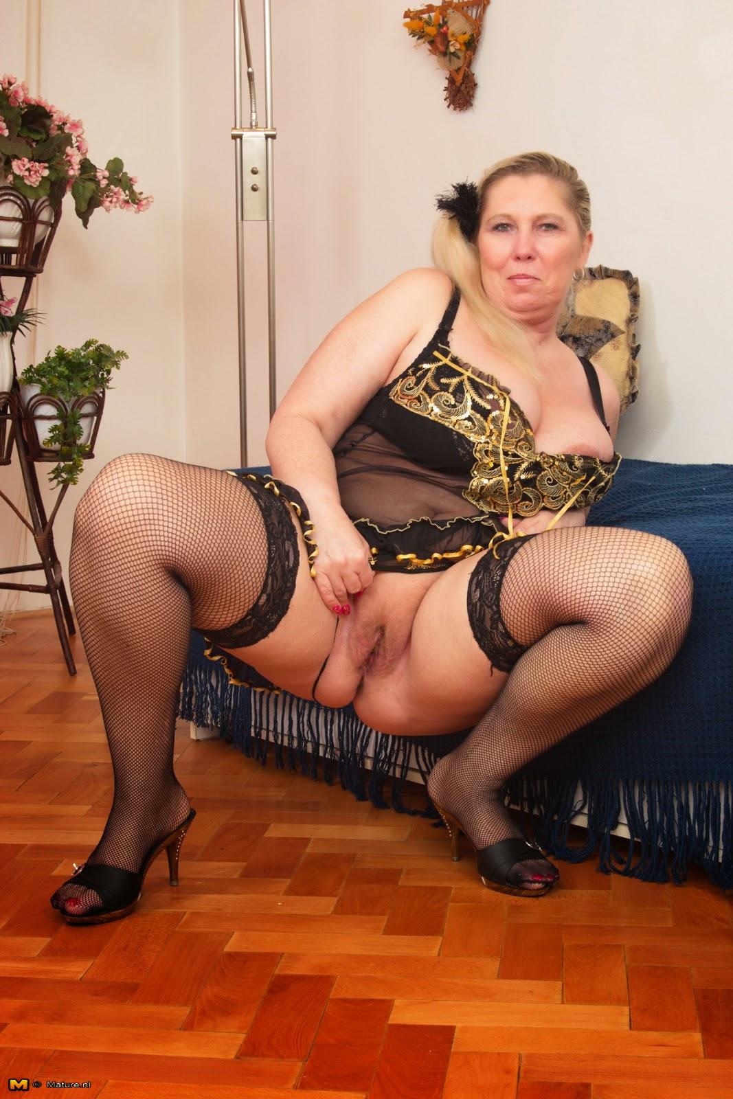 Mature Erotic Models