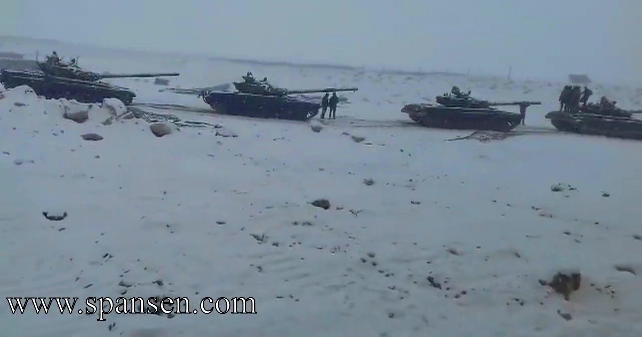 T-72 Tank - Indian Army - Ladakh - 01