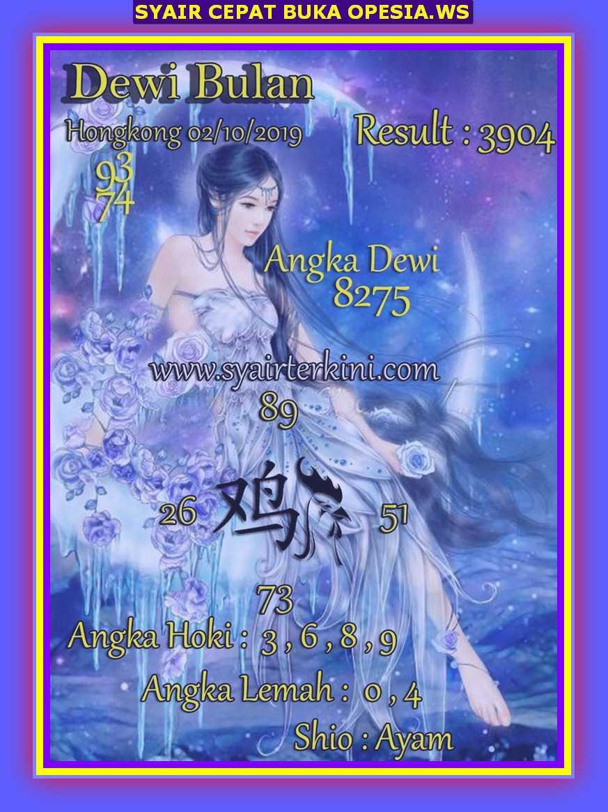 Kode syair Hongkong Rabu 2 Oktober 2019 47