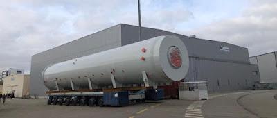 CDK Technologies réceptionne un nouvel autoclave à Lorient