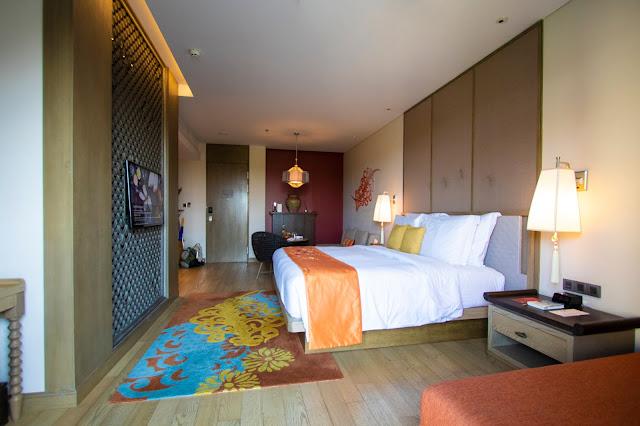 Mövenpick resort & SPA Jimbaran a Bali-Camera