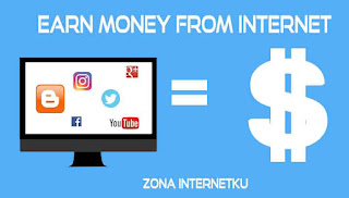Ways to Make Money From the Internet