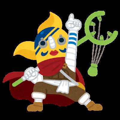 そげキングのイラスト(ONE PIECE)