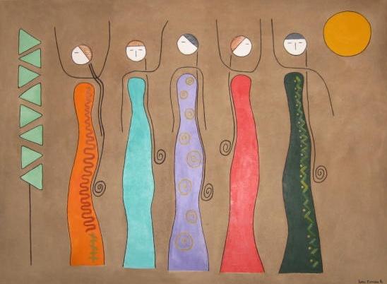 Resultado de imagen para Lorena Carrasco pinturas