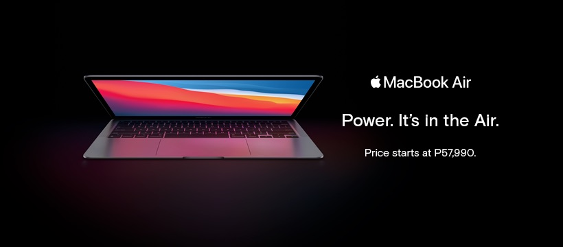 MacBook Air M1 Philippines