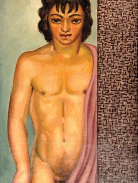 Joven Hippie, 1969