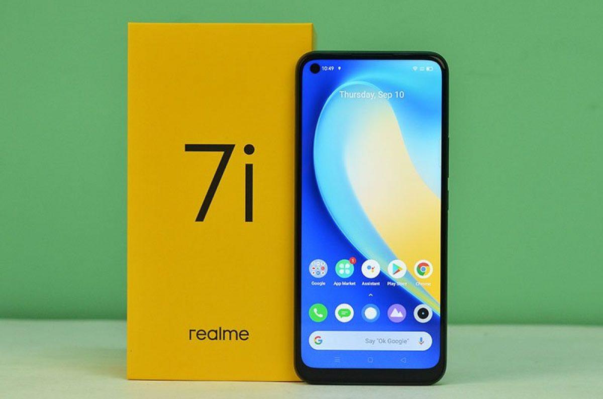 Harga Realme 7i Di Tahun 2021 Terbaru