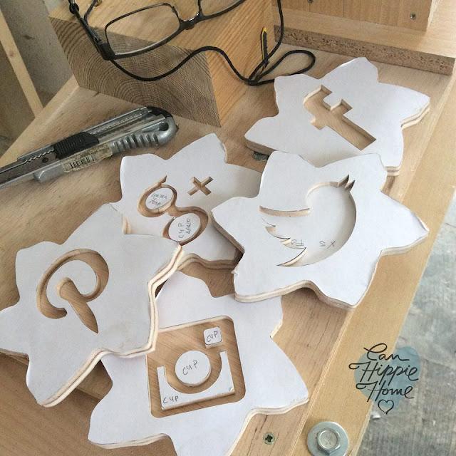logos de madera de danamiarte por can hippie home