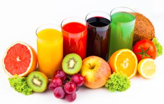 fruit gel beverage with gellan gum