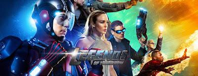 poster head new - DC Legends of Tomorrow: il ritorno in streaming