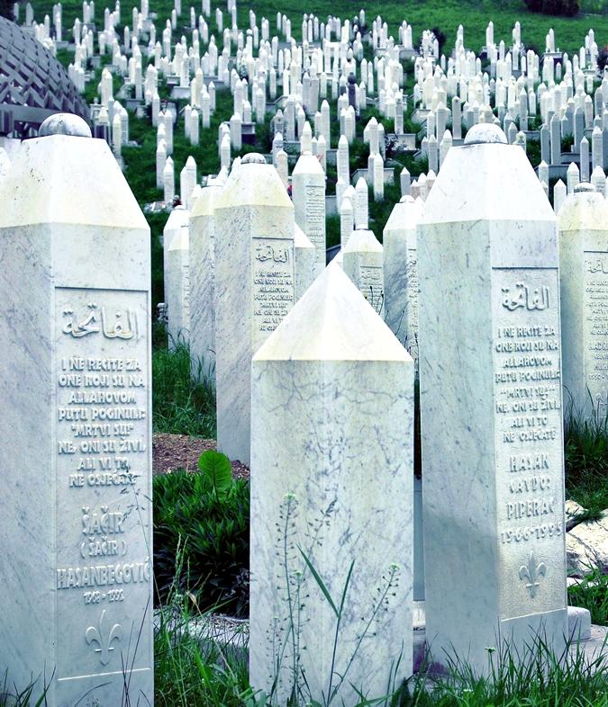 Kovači Cemetery Sarajevo