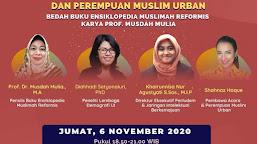 [Webinar] Muslim Reformis: Perspektif Ekonomi, Politik dan Perempuan Muslim Urban
