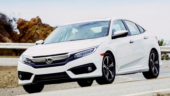 2016 Honda Civic Ex T Sedan Cvt With Sensing Review