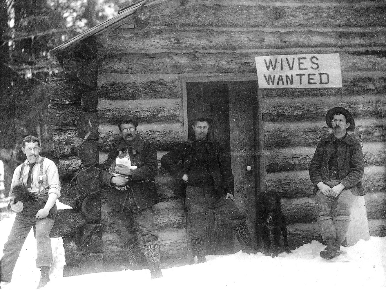 Old west mail order brides