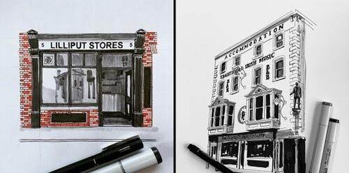 00-Urban-drawings-Francis-Leavey-www-designstack-co