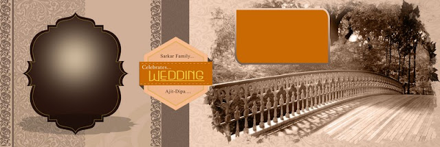 wedding album dm template 1